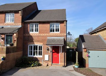 Thumbnail 3 bed semi-detached house for sale in Cae Ffynnon, Penybryn, Hengoed