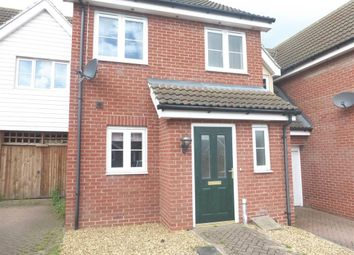 Thumbnail 2 bed semi-detached house to rent in Jamestown Close, Harwich
