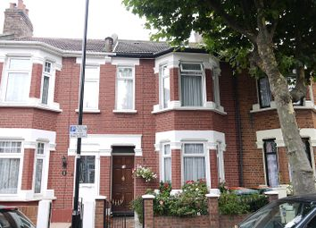 Thumbnail 3 bed terraced house for sale in Springfield Road, East Ham, London, Greater London.