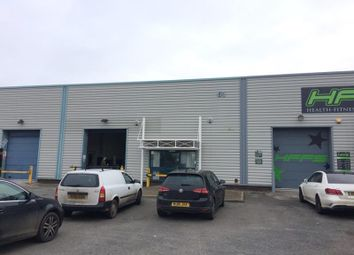 Thumbnail Light industrial to let in Unit 61, Third Avenue, Deeside Industrial Park East, Deeside, Flintshire