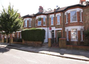 Thumbnail 3 bed maisonette for sale in Clovelly Road, Chiswick, London