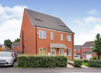 Thumbnail 3 bed semi-detached house for sale in Chestnut Street, Tame Bridge, Walsall