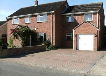 Thumbnail 4 bed detached house for sale in Snarlton Lane, Melksham