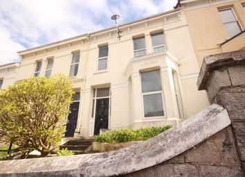 Thumbnail 1 bed terraced house to rent in Furzehill Road, Mutley, Plymouth