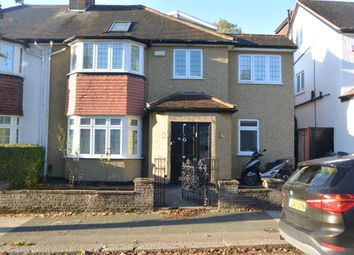 Thumbnail 5 bed semi-detached house to rent in Park View Gardens, London