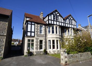 Thumbnail 6 bed semi-detached house for sale in Charlton Road, Weston-Super-Mare