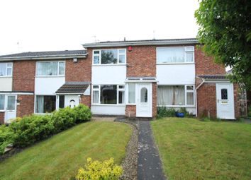 Thumbnail 2 bed town house for sale in Erskine Close, Hinckley