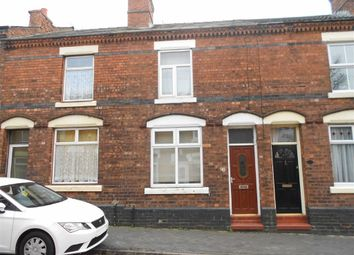 Thumbnail 2 bedroom property for sale in Meredith Street, Crewe, Cheshire
