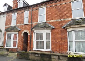 Thumbnail 4 bed terraced house to rent in Ripon Street, Lincoln