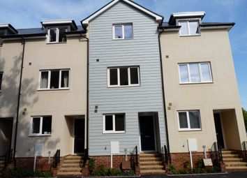 Thumbnail 4 bed town house to rent in Tekram Close, Edenbridge