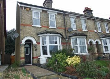 Thumbnail 2 bed end terrace house for sale in Holborough Road, Snodland