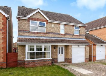 Thumbnail 4 bed detached house for sale in Wallis Court, Scartho Top