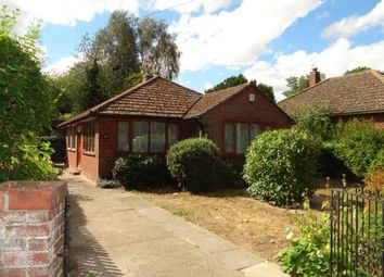 Thumbnail 3 bed bungalow for sale in Hales Drive, Canterbury, Kent