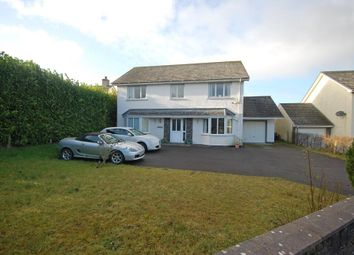 Thumbnail 4 bed detached house for sale in Bronant, Aberystwyth