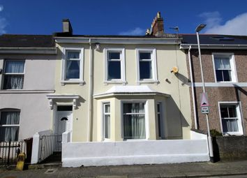 Thumbnail 3 bed terraced house for sale in Bedford Street, Plymouth, Devon