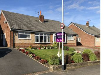 Thumbnail 2 bed semi-detached bungalow for sale in Dalby Close, Preston
