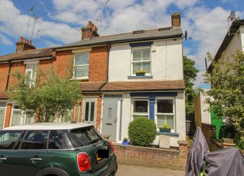 Thumbnail 3 bed end terrace house for sale in Puller Road, Barnet
