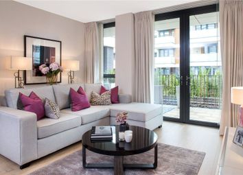 Thumbnail 3 bed flat for sale in Quebec Way, London