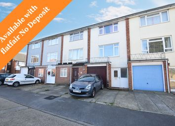 Thumbnail 3 bed town house to rent in Eastbrook Close, Gosport