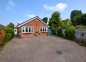 Thumbnail 3 bed detached bungalow for sale in Brookhurst Close, Bromborough, Wirral