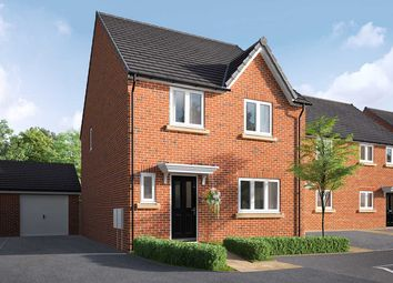 "Thumbnail 4 bedroom detached house for sale in ""The Calder"" at Poppy Drive, Sowerby, Thirsk"