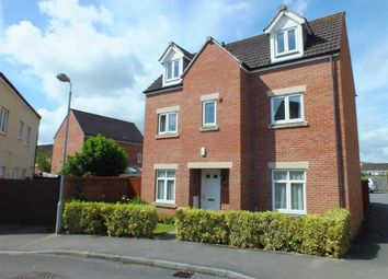Thumbnail 5 bed detached house for sale in Cavell Court, Trowbridge, Wiltshire