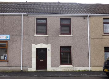 3 bed terraced house for sale in Marine Street, Llanelli SA15