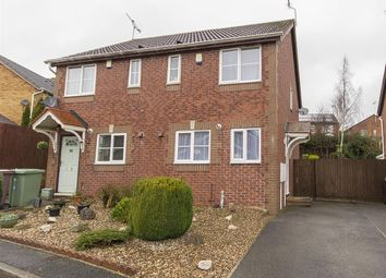 Thumbnail 2 bed semi-detached house for sale in Shunters Drift, Barlborough, Chesterfield