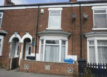 Thumbnail 3 bedroom property to rent in Rosmead Street, Hull