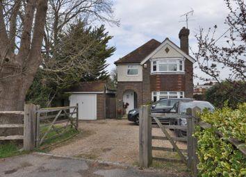 4 bed detached house for sale in London Road, Hailsham BN27