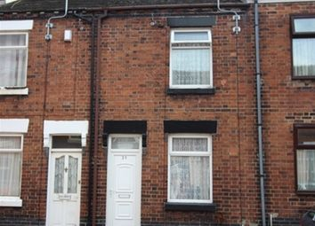 Thumbnail 2 bedroom terraced house for sale in Newfield Street, Tunstall, Stoke-On-Trent