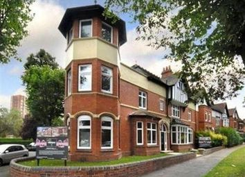 Thumbnail 1 bed flat to rent in Park Crescent, West Park, Wolverhampton
