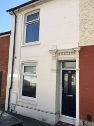Thumbnail 4 bed terraced house to rent in Telephone Road, Portsmouth