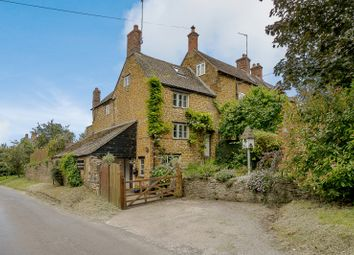 Thumbnail 4 bedroom end terrace house for sale in The Green, Great Bourton, Banbury, Oxfordshire