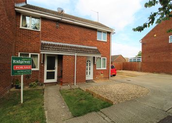 Thumbnail 1 bed terraced house for sale in Wakefield Close, Freshbrook, Swindon