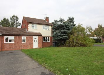 Thumbnail 5 bed link-detached house for sale in Primrose Crescent, St Peters, Worcester