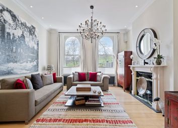 Regents Park Road, Primrose Hill, London NW1. 3 bed flat for sale