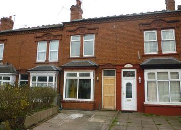 Thumbnail 2 bed terraced house for sale in Ridgeway, Edgbaston, Birmingham