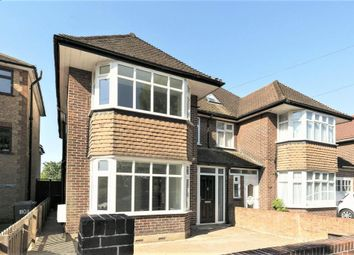 Thumbnail 5 bed semi-detached house to rent in East End Road N3, Finchley, London,