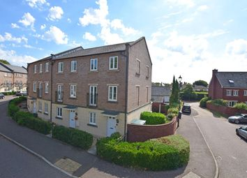 4 bed end terrace house for sale in Fleming Way, St. Leonards, Exeter EX2