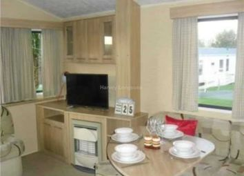 Thumbnail 2 bed mobile/park home for sale in White Cross, Newquay