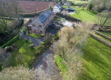 Thumbnail 4 bed end terrace house for sale in Ashill, Cullompton