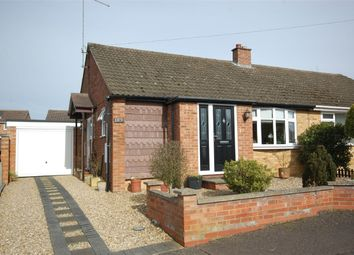 Thumbnail 2 bed semi-detached bungalow for sale in Hinton Road, Kingsthorpe, Northampton