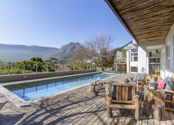 Thumbnail 4 bed property for sale in Chestnut Drive, Longkloof, Hout Bay, 7806