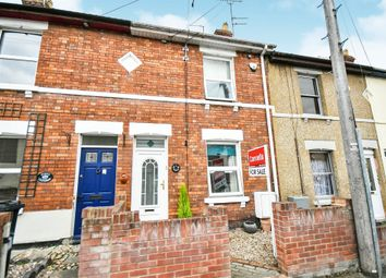 Thumbnail 2 bed terraced house for sale in Linslade Street, Swindon