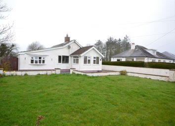 Thumbnail 2 bed detached bungalow for sale in Blaenffos, Boncath