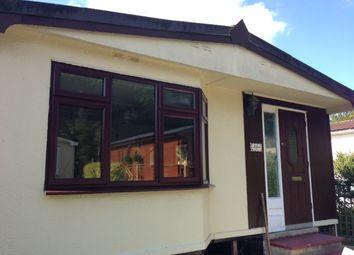 2 Bedroom Mobile Park Home For Rent