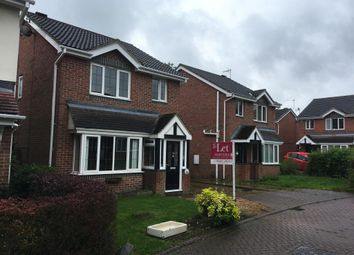 Thumbnail 3 bed detached house to rent in Rowan Avenue, Beverley