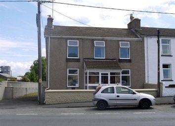 Thumbnail 4 bed end terrace house for sale in 8 Ferry Terrace, Waterloo, Pembroke Dock, Pembrokeshire