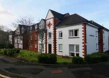 Thumbnail 1 bed flat to rent in Homeglen House, 39 Maryville Avenue, Glasgow